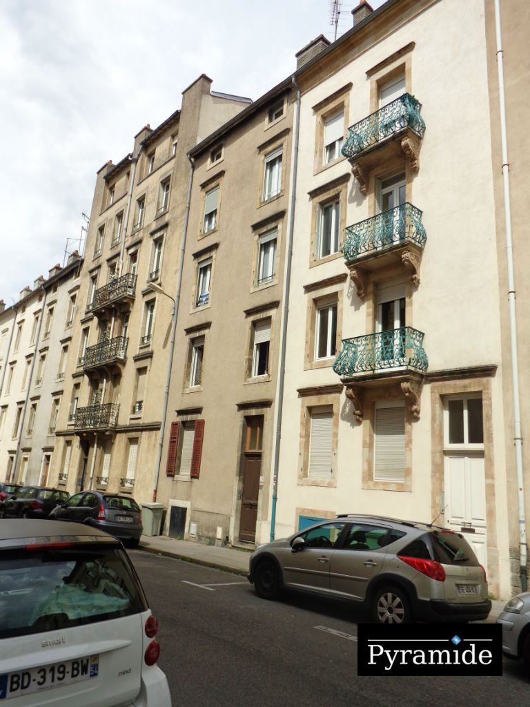 Location appartement t2 nancy quartier mon desert 54000 for Location appartement atypique nancy